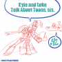 Artwork for Kyle and Luke Talk About Toons #42: Choose Your Context!
