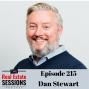 Artwork for Episode 215 - Dan Stewart, Founder and CEO, Happy Grasshopper