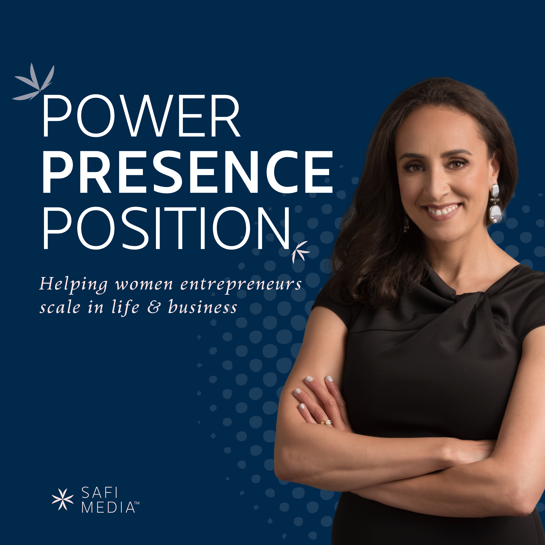 Power + Presence + Position show art