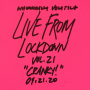 Artwork for 101: Live From Lockdown Vol. 21 - Cranky! (04.21.21)