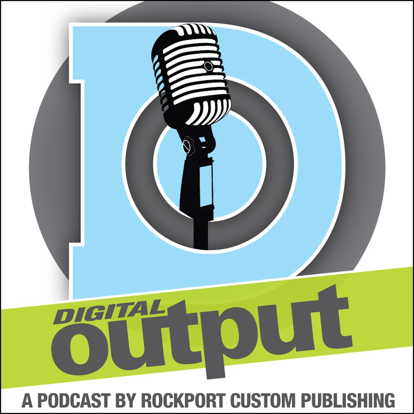 The Digital Output Podcast show art