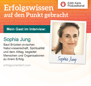 149 – Im Gespräch mit Sophia Jung