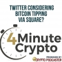 Artwork for Twitter Considering Bitcoin Tipping Via Square?