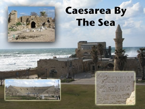 PC 28 - Caesarea By The Sea