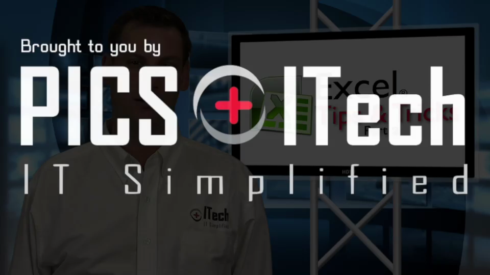 Artwork for ITech Insights - Excel Tips & Tricks Pt2