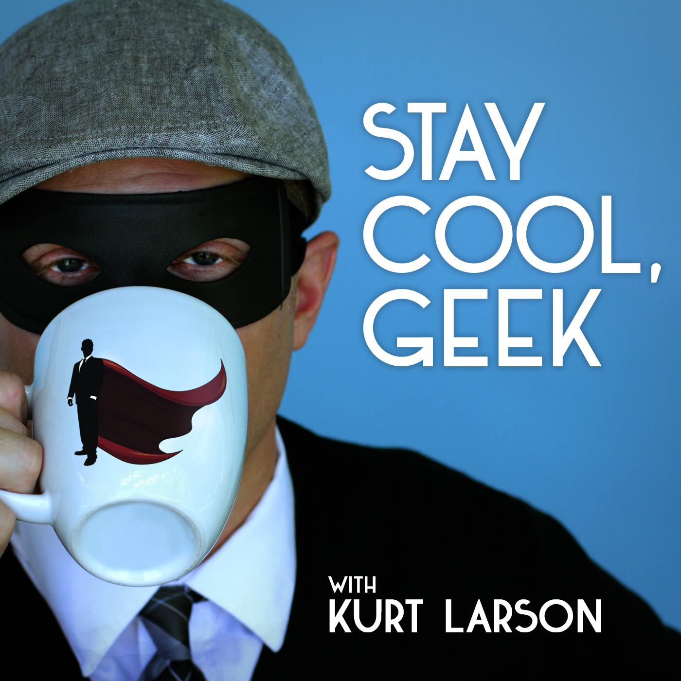 Stay Cool, Geek logo