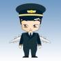 Artwork for CB055 Interview Pilotenanwärterin Bianca - Wie sieht die heutige Pilotenausbildung aus?
