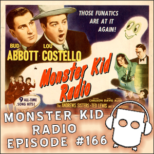 Monster Kid Radio - 1/8/15 - Can Joe Stuber Hold That Ghost?