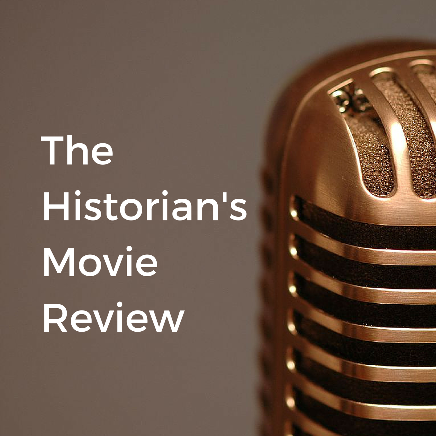 The Historian's Movie Review show art