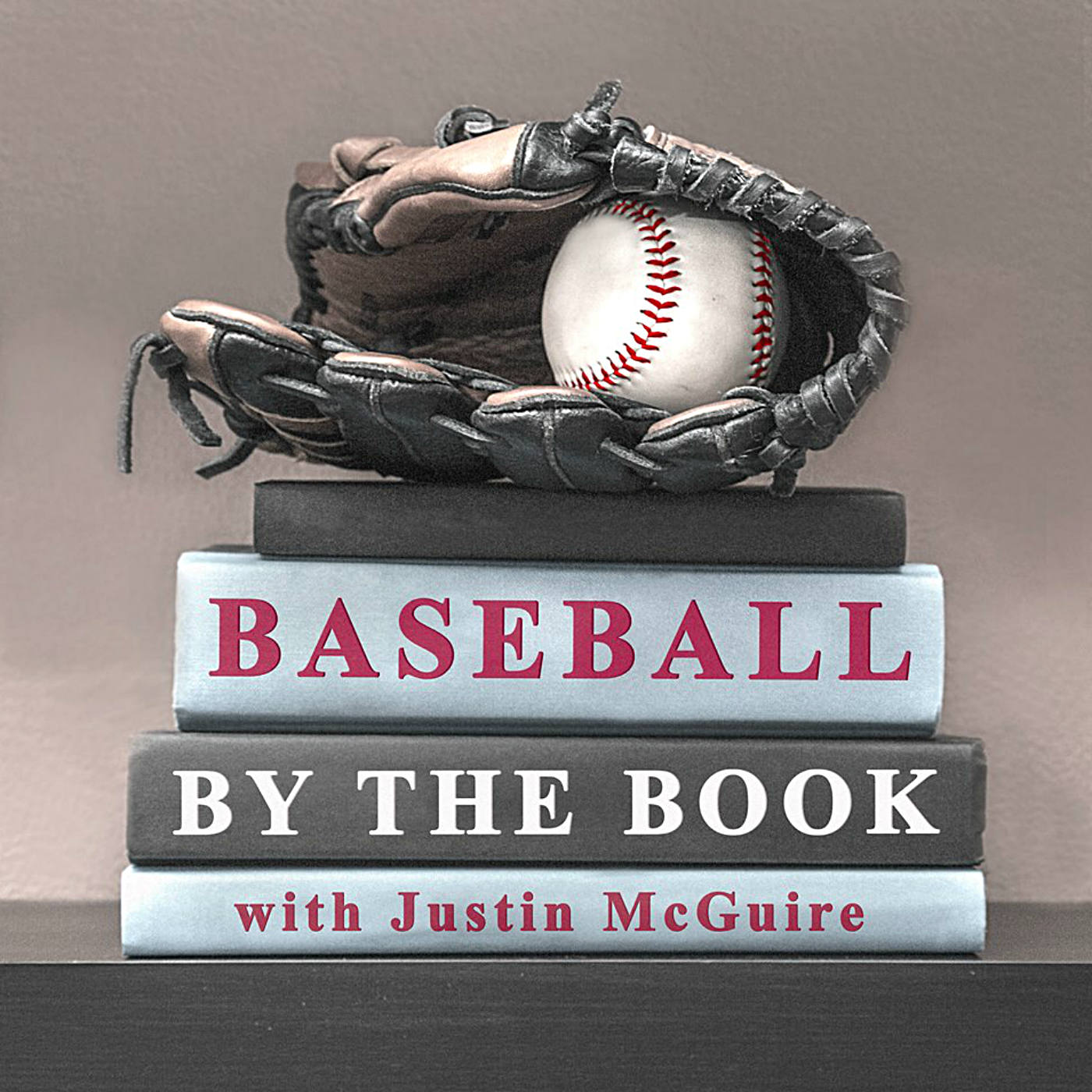 Baseball by the Book show art