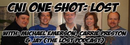 CNI One Shot - Lost