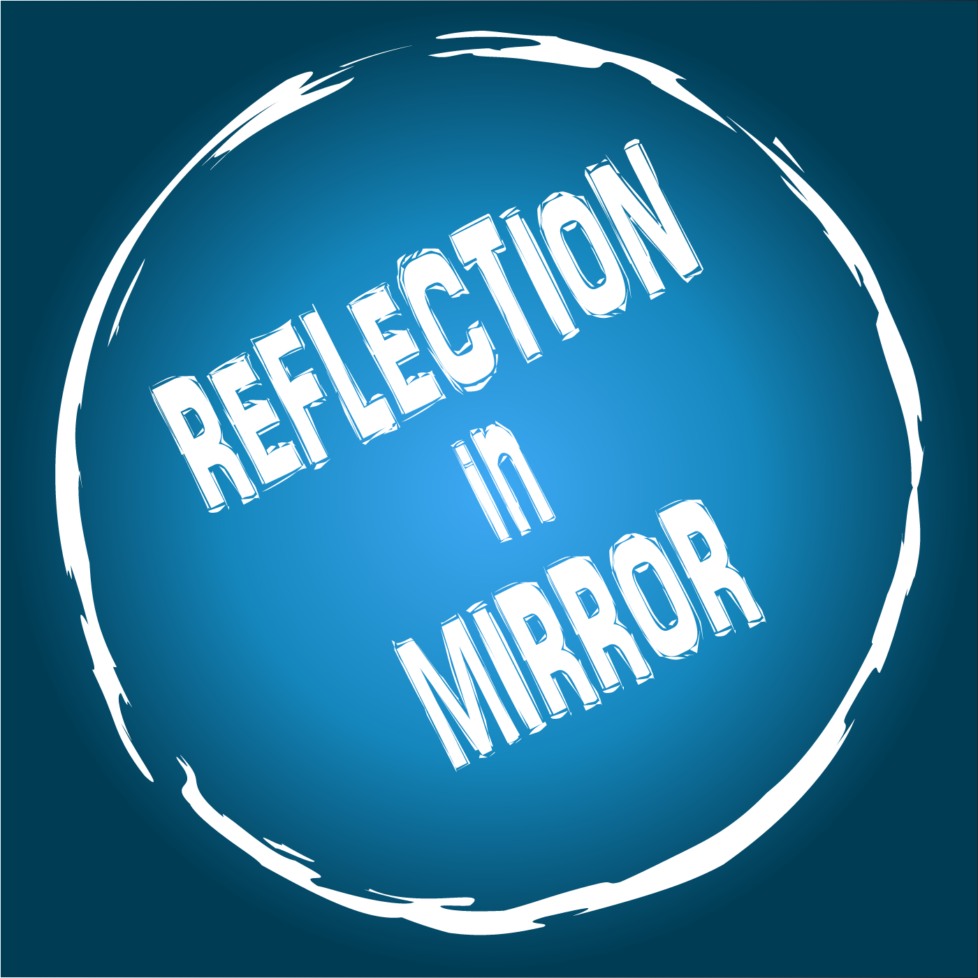 Reflection in Mirror show image