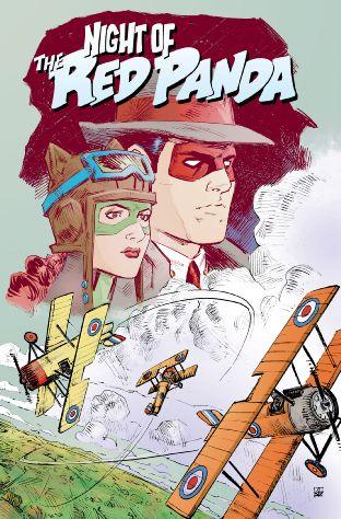 Night of the Red Panda 09 Zero Squadron pt 1