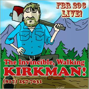 Fanboy Radio #296 - Robert Kirkman LIVE
