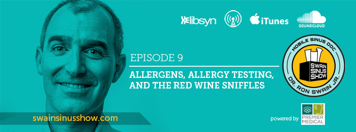 Dr Ron Swain Jr | ENT Doctor | Sinus Surgeon | Mobile Alabama | Ep.9 | Allergies