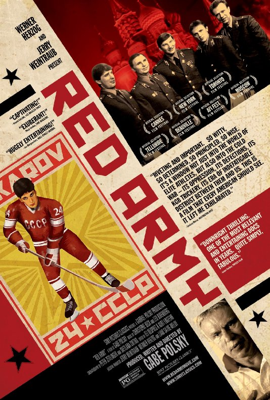 Ep. 95 - Red Army (Once Brothers vs. The Other Dream Team)