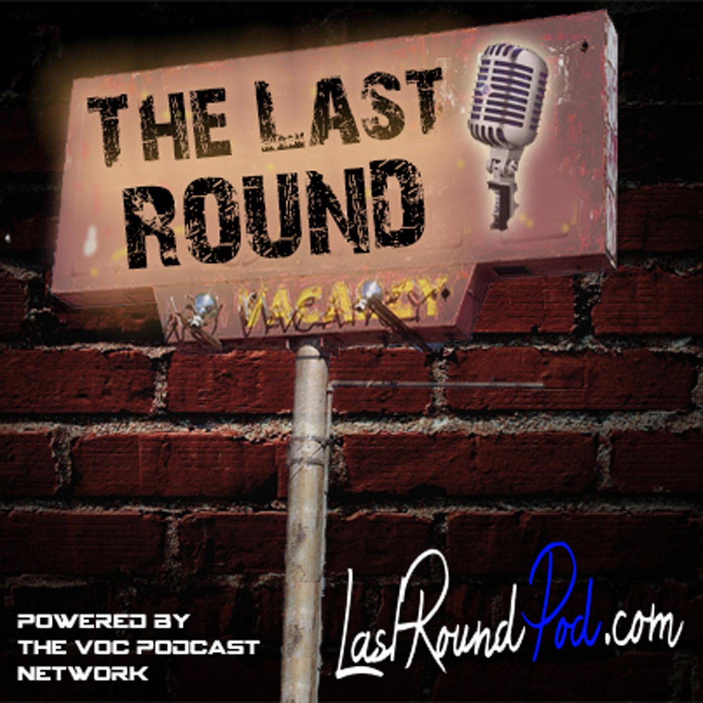 The Last Round show art