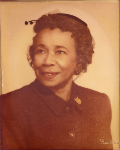 My Great Grandmother, Mama Will, The Youngest Daughter of Papa Turner and Wife of Pop Bennie
