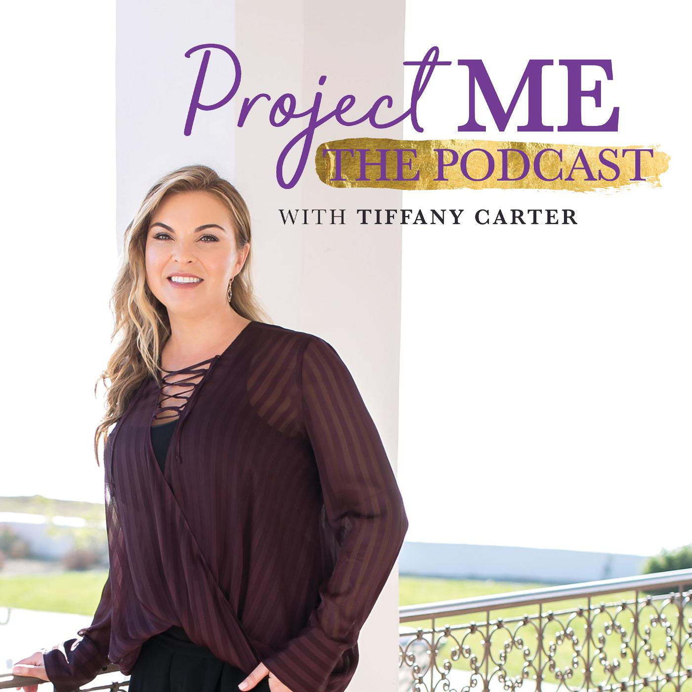 ProjectME with Tiffany Carter – Entrepreneurship & Millionaire Mindset show art