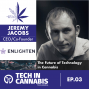Artwork for The Future of Technology in Cannabis - Jeremy Jacobs of Enlighten