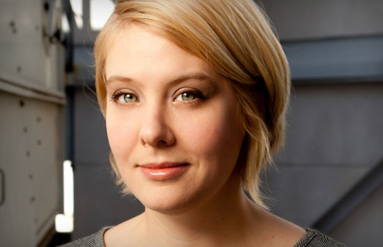 Abbie Heppe, Community Manager for Respawn Entertainment and Voice of Titanfall