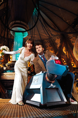 SFPL #39 The Wedding of Sarah Jane Smith 3.5-6