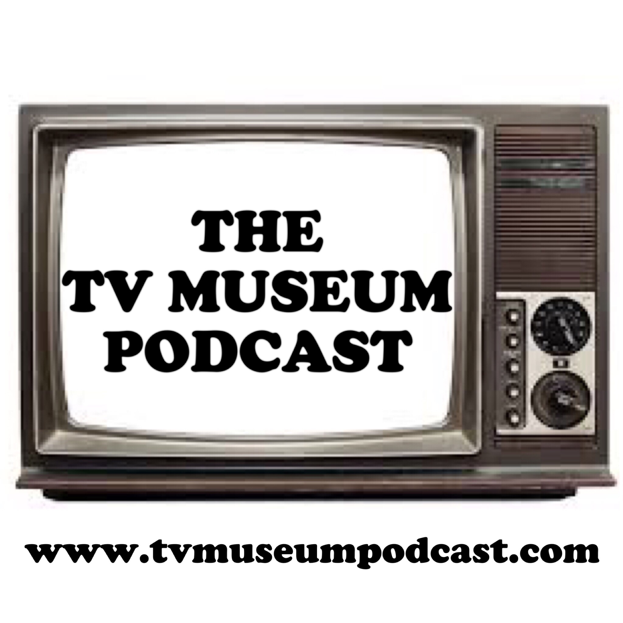 The TV Museum Podcast show art