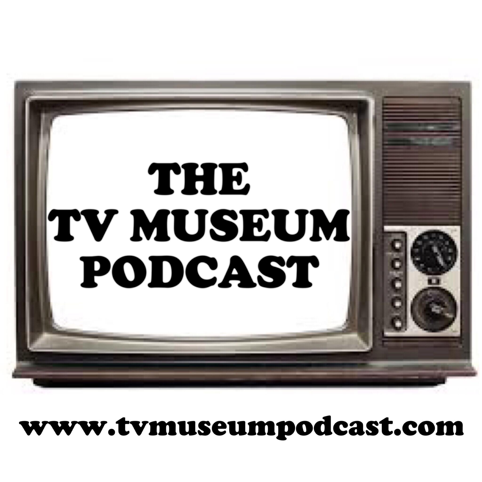 The TV Museum Podcast show art