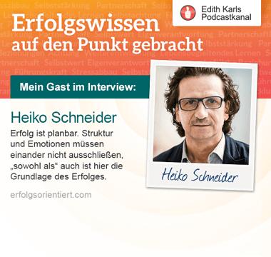 Im Gespräch mit Heiko Schneider