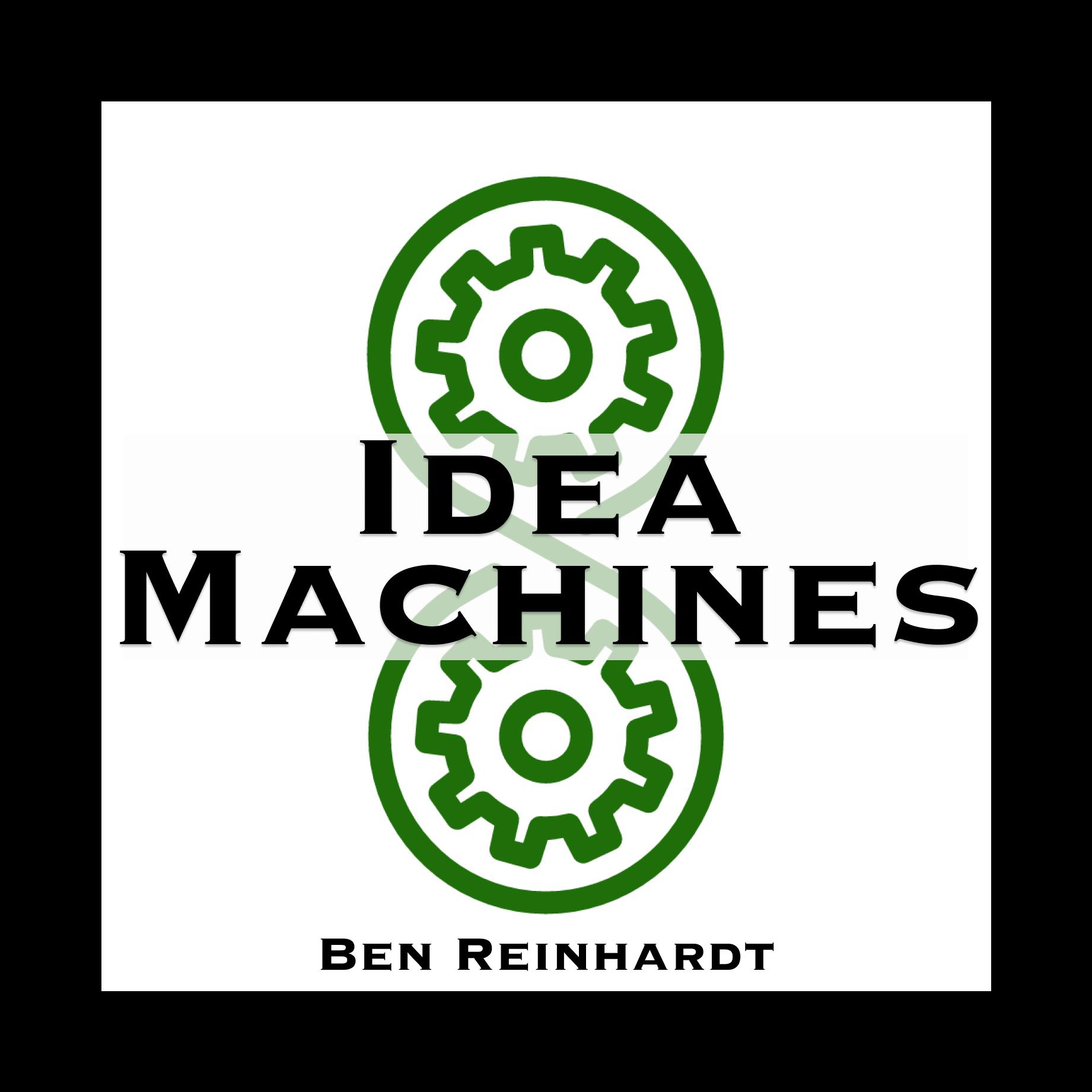 Idea Machines show art
