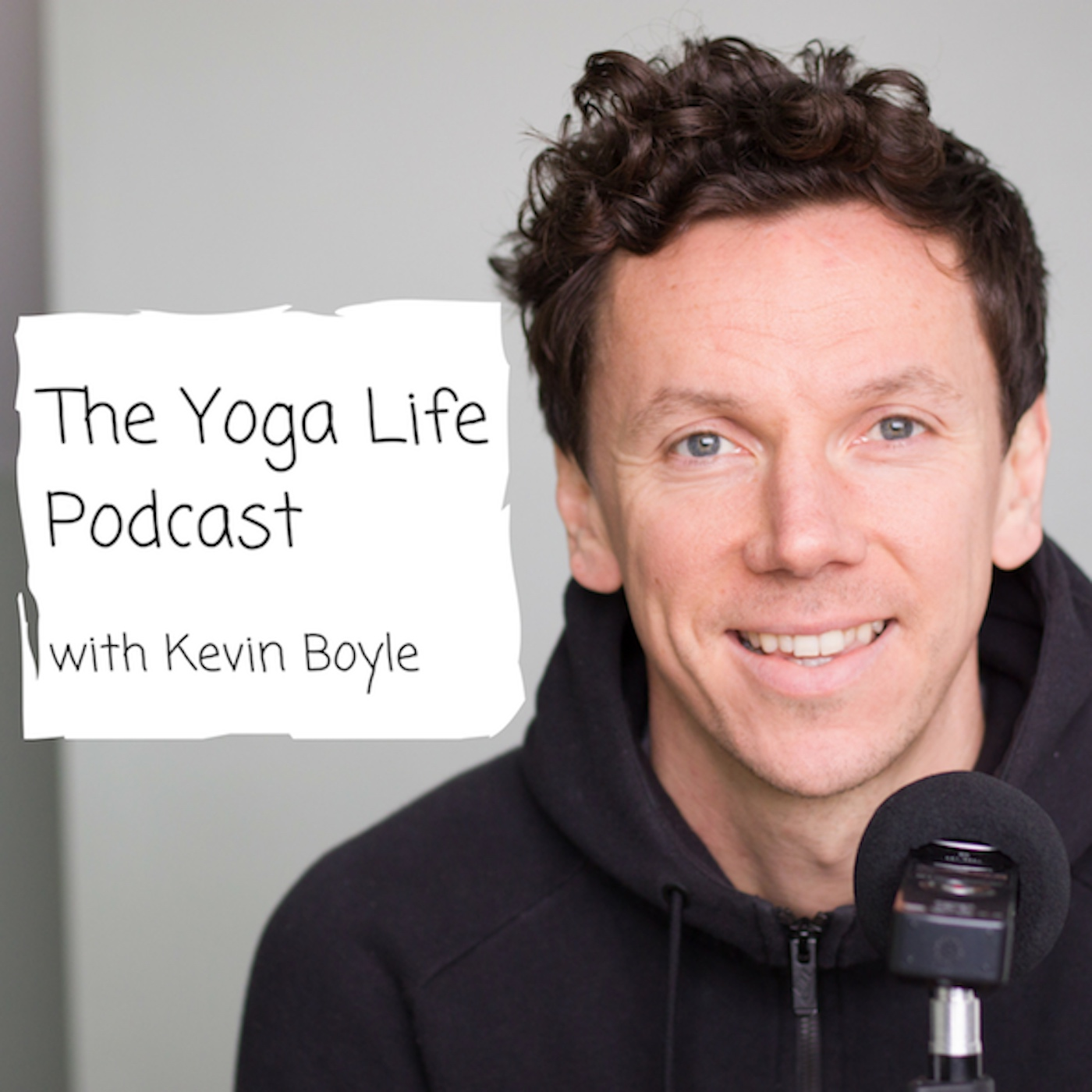 The Yoga Life Podcast show art