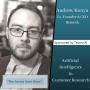 Artwork for Artificial Intelligence in Customer Research with Andrew Konya of Remesh