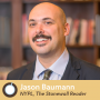 Artwork for Friday Morning Coffee: NYPL's Jason Baumann, Editor of The Stonewall Reader