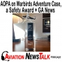 Artwork for 189 AOPA on Warbirds Adventures Case and its Impact on CFIs, Cirrus Safety Award + GA News