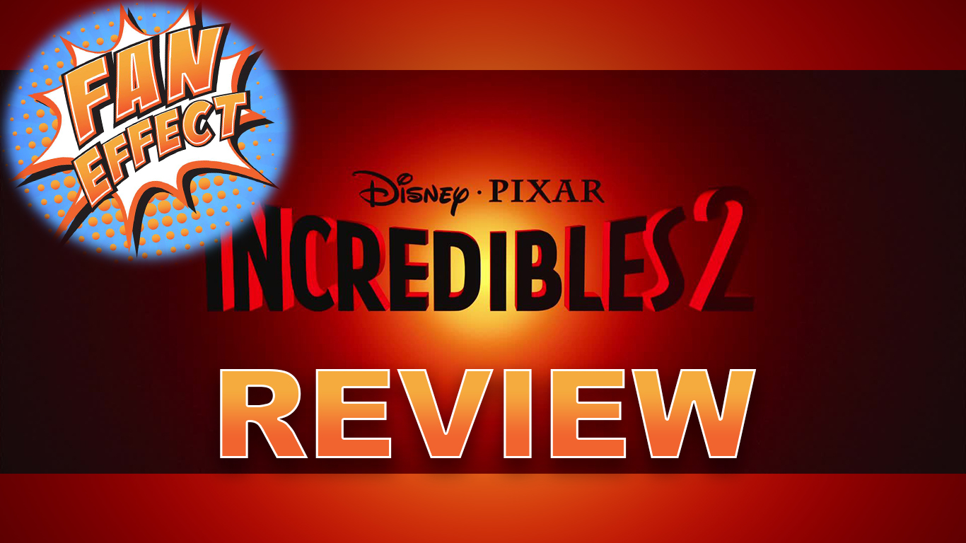 "Artwork for VIDEO REVIEW: ""The Incredibles 2"": Is it the Best Superhero Movie of the Summer? (WITH SPOILERS)"