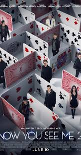 Whinecast- 'Now You See Me 2' review