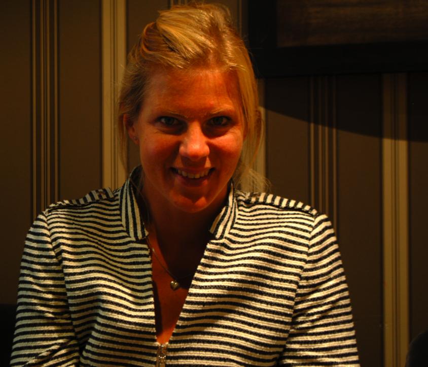 #8 Ann-Sofie Forsmark
