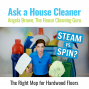 Artwork for Spin Mop vs. Steam Mop for Hardwood Floors (House Cleaning)