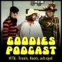 Artwork for Goodies Podcast 76 - Froots Hoots Och Aye
