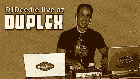 DJDeedle Live at the Duplex Diner, Saturday, January 13