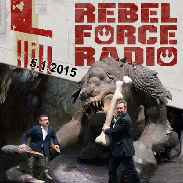 RebelForce Radio: May 1, 2015: Celebration Recap