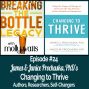 Artwork for Changing to Thrive with Dr. James and Dr. Janice Prochaska, Ph.D