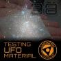 Artwork for Testing UFO Material