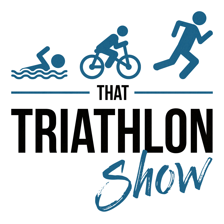 That Triathlon Show show art