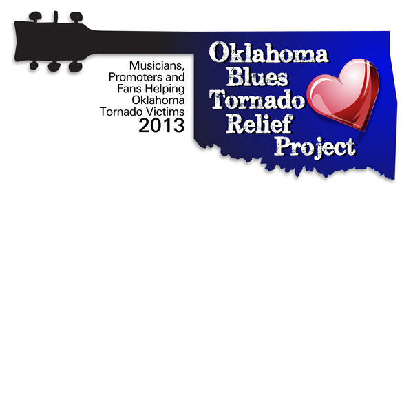 The BluzNdaBlood Show #167, The Oklahoma Blues Tornado Relief Project Show!