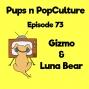 Artwork for Episode 73: Gizmo and Luna Bear