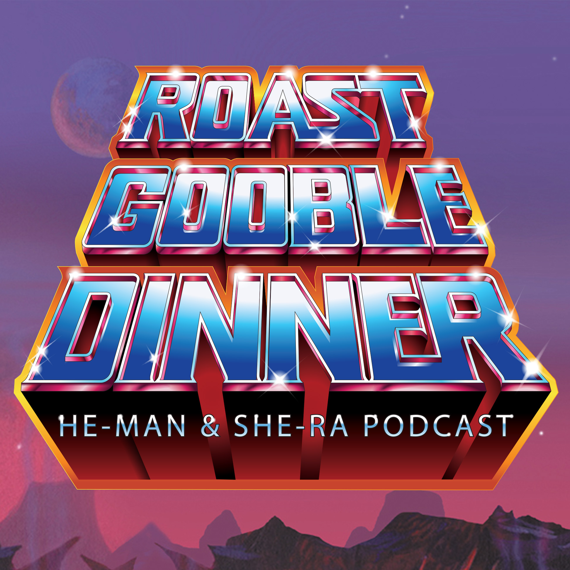 Episode 132 - He-Man.org's Roast Gooble Dinner