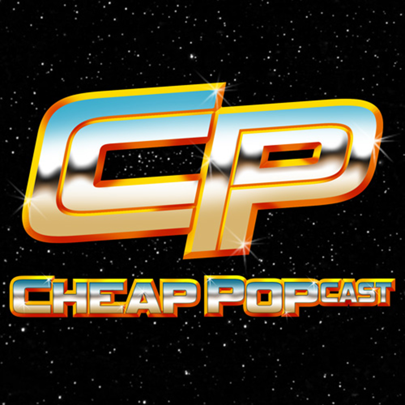 Cheap Popcast show art