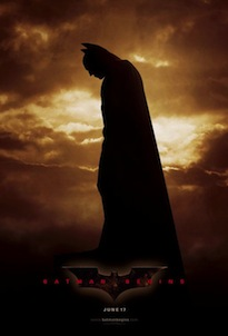 #106; Batman Begins (DC Comic Arc)