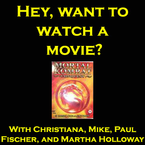 Mortal Kombat! - Hey, want to watch a movie?